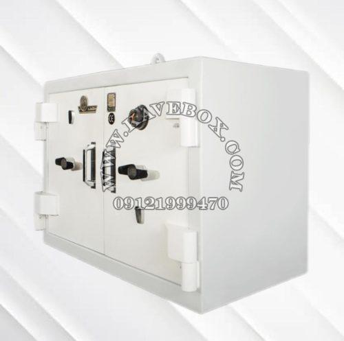گاوصندوق زیرویترینی کاوه مدل 1000BS