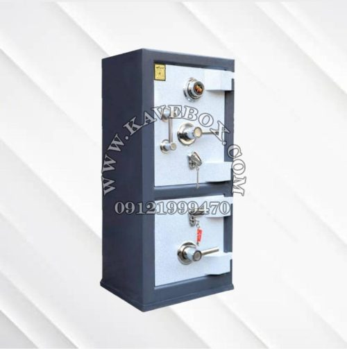 گاوصندوق ایران کاوه ضدسرقت مدل 1020DKRM_S