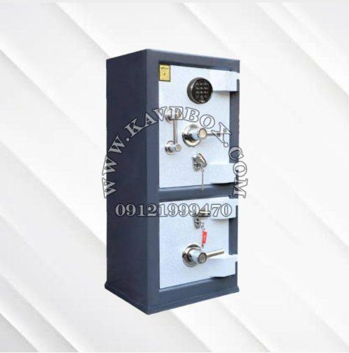 گاوصندوق ایران کاوه ضدسرقت مدل 1020DKRD_S